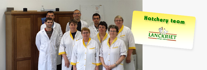 hatchery team lanckriet